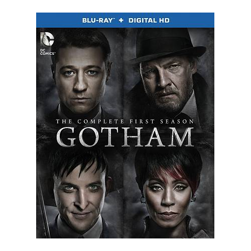 Gotham: The Complete First Season (Blu-ray)