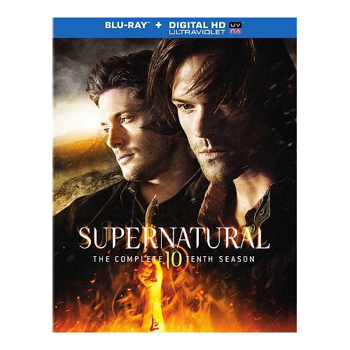 Supernatural: The Complete Tenth Season (Blu-ray)