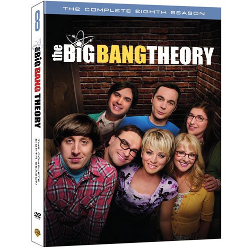 Big Bang Theory: l'intégrale de la huitième saison
