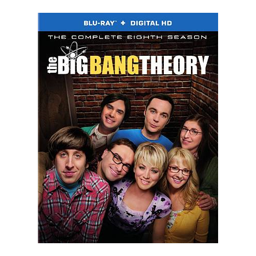 Big Bang Theory: The Complete Eighth Season (Blu-ray)