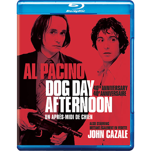 Dog Day Afternoon (édition 40e anniversaire) (bilingue) (Blu-ray)