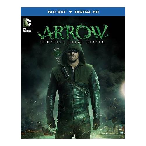 Arrow: l'intégrale de la troisième saison (Blu-ray)
