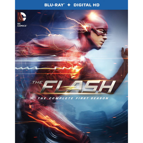 The Flash: The Complete First Season (Blu-ray)