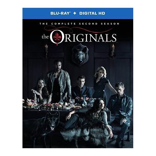 The Originals: l'intégrale de la deuxième saison (Blu-ray)