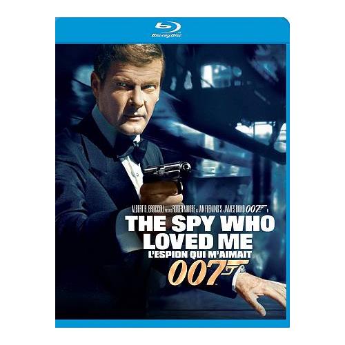 Spy Who Loved Me (Blu-ray) (1977)