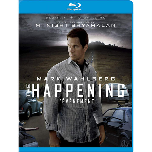 Happening The (Blu-ray)