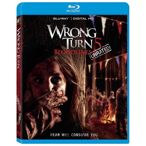 Wrong Turn 5 (Blu-ray) (2012)