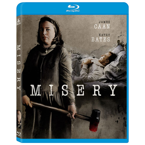 Misery (Blu-ray) (1990)