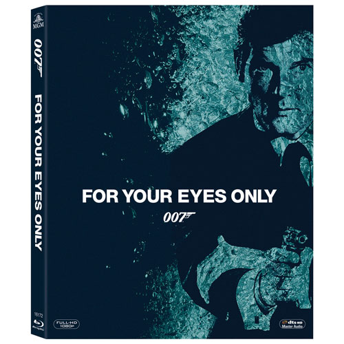 For Your Eyes Only (SteelBook) (Only at Best Buy) (Blu-ray) (1981)