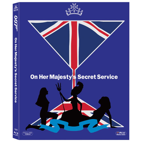 On Her Majesty's Secret Service (coffret SteelBook) (Seulement à Best Buy) (Blu-ray)