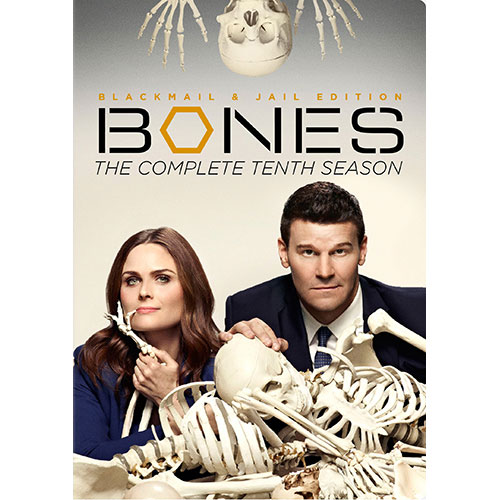 Bones: The Complete Tenth Season (2014)