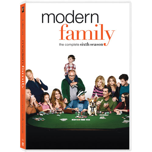 Modern Family: The Complete Sixth Season (2014)