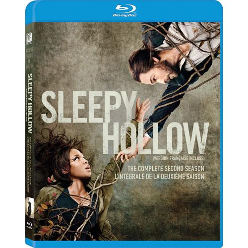 Sleepy Hollow saison 2 (Blu-ray)