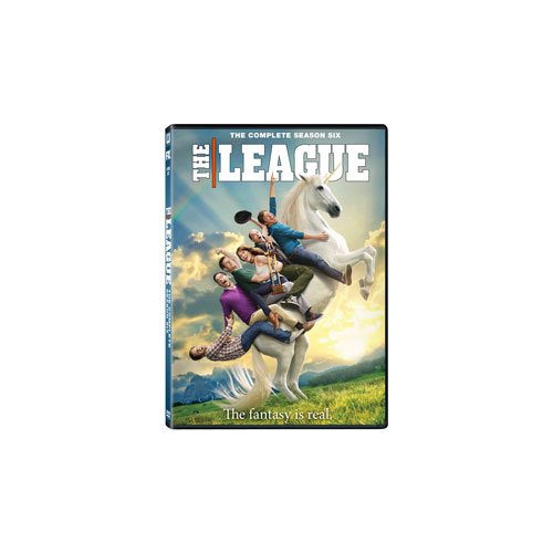 League The: The Complete Season Six