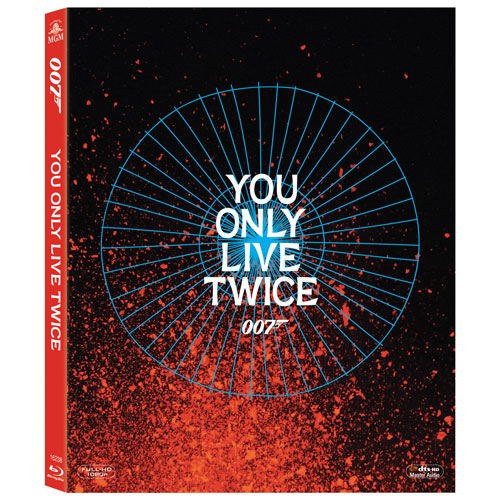 You Only Live Twice (coffret SteelBook) (Seulement à Best Buy) (Blu-ray) (1967)