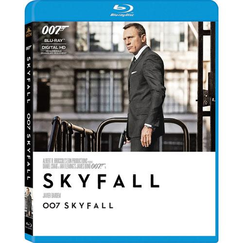 Skyfall (Blu-ray) (2012)
