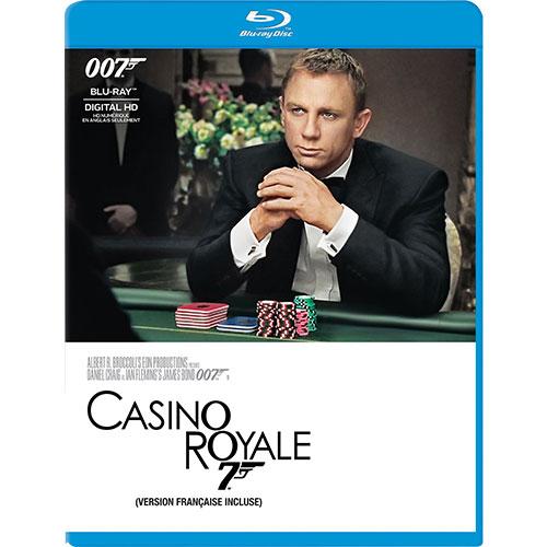 Casino Royale (Blu-ray) (2006)