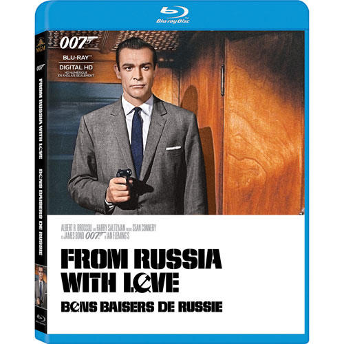 From Russia With Love (Blu-ray) (1963)