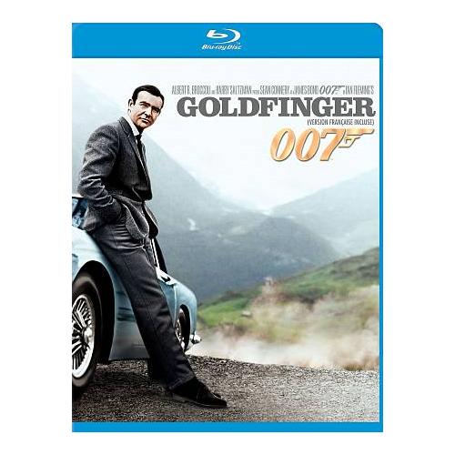Goldfinger (Blu-ray) (1964)