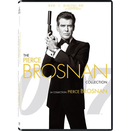 007 The Pierce Brosnan Collection