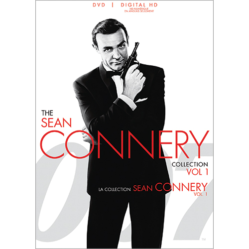 007 The Sean Connery Collection Volume 1