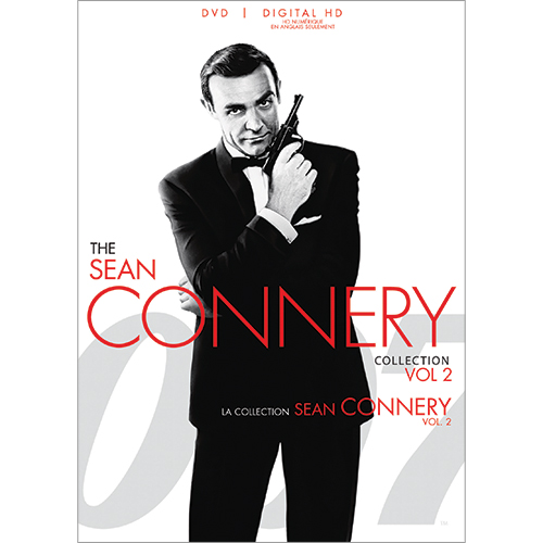 007 The Sean Connery Collection Volume 2