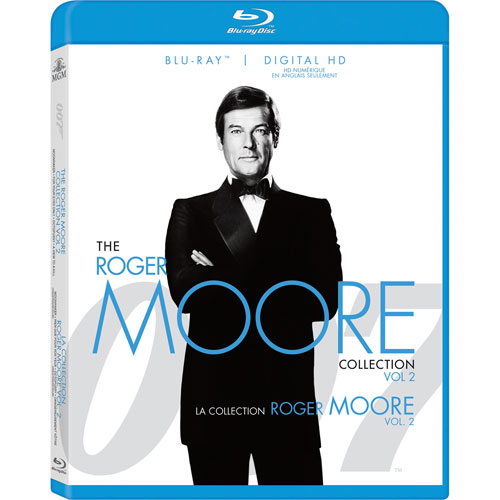 007 The Roger Moore Collection Volume 2 (Blu-ray)