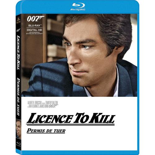 Licence To Kill (Blu-ray) (1989)