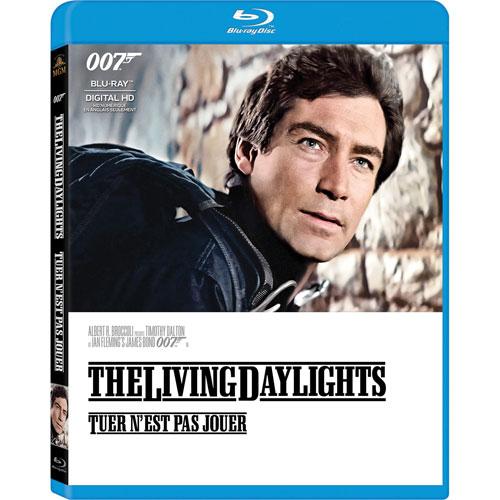 Living Daylights (Blu-ray) (1987)