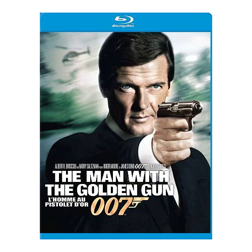 Man With the Golden Gun (Blu-ray)