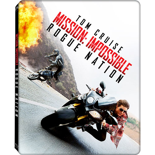 Mission: Impossible - Rogue Nation (SteelBook) (Only at Best Buy) (Blu-ray) (2015)