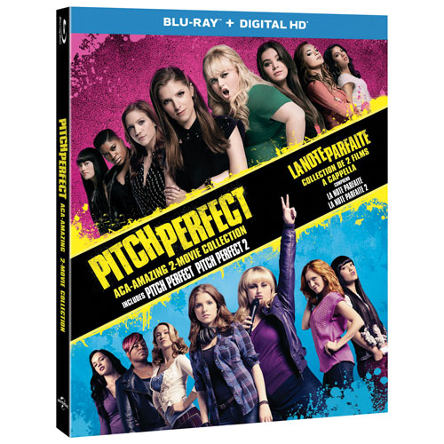 Pitch Perfect 2-Pack (Blu-ray)