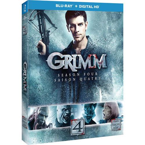 Grimm: Season 4 (Blu-ray)