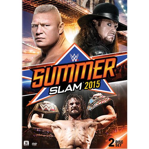 WWE 2015 - Summerslam 2015