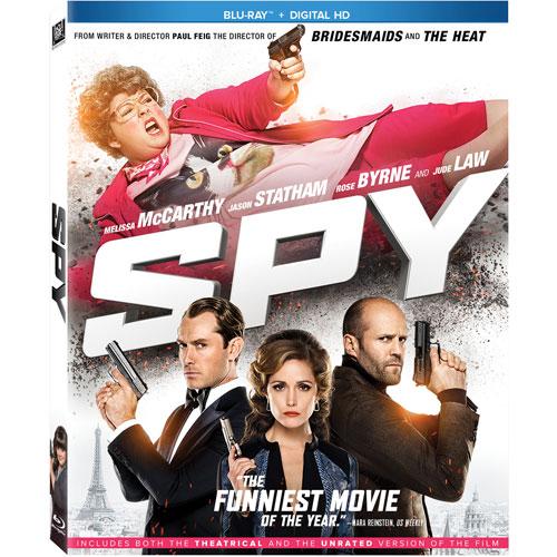 Spy (Blu-ray) (2015)