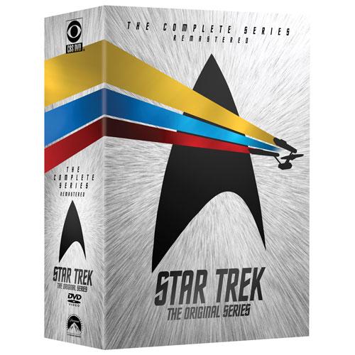 Star Trek: The Original Series: The Complete Series (Mega Pack)