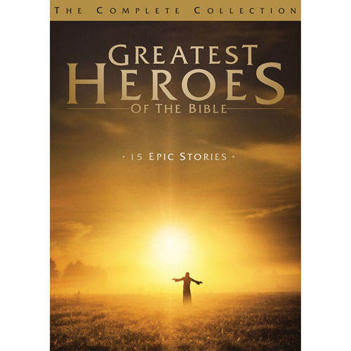 Greatest Heroes of the Bible: collection intégrale