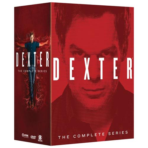 Dexter: l'intégrale de la série (Mega Pack)