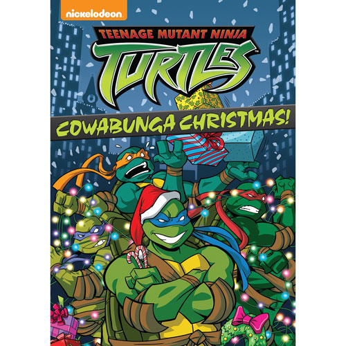 Teenage Mutant Ninja Turtles: Cowabunga Christmas (2003)