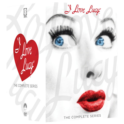 I Love Lucy: The Complete Series (Mega Pack)