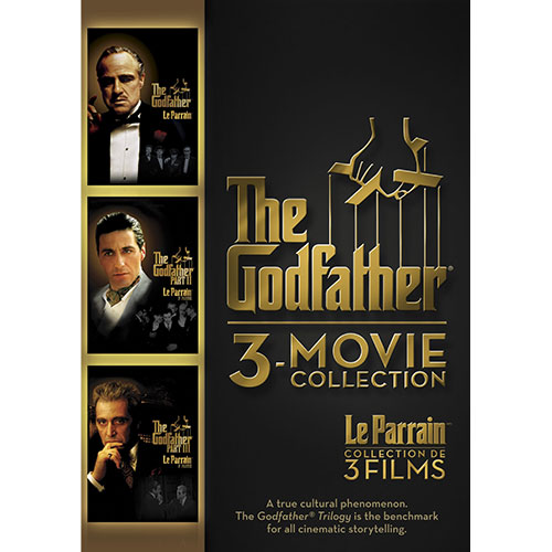 Godfather 3 The - Movie Collection