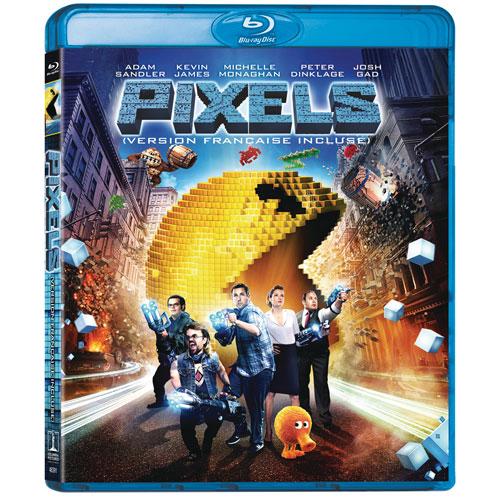 Pixels (combo Blu-ray) (2015)