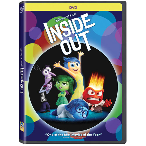Inside Out (English) (2015)