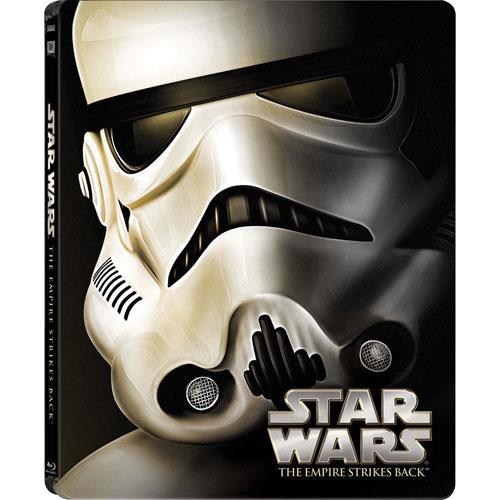 Star Wars: Empire Strikes Back (SteelBook) (Limited Edition) (Blu-ray) (1980)