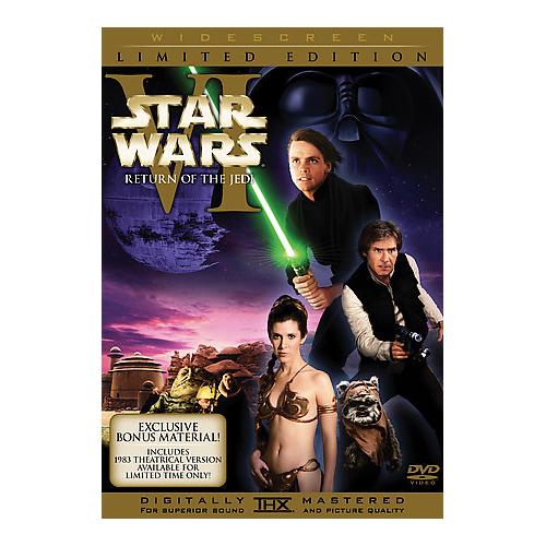 Star Wars: Return of Jedi (coffret SteelBook) (édition limitée) (Blu-ray) (1983)