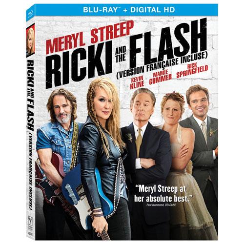 Ricki and the Flash (Blu-ray) (2015)