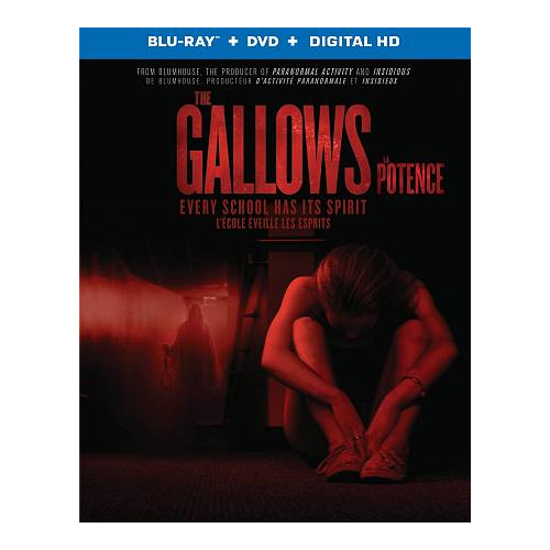 The Gallows (Bilingue) (Blu-ray) (2015)