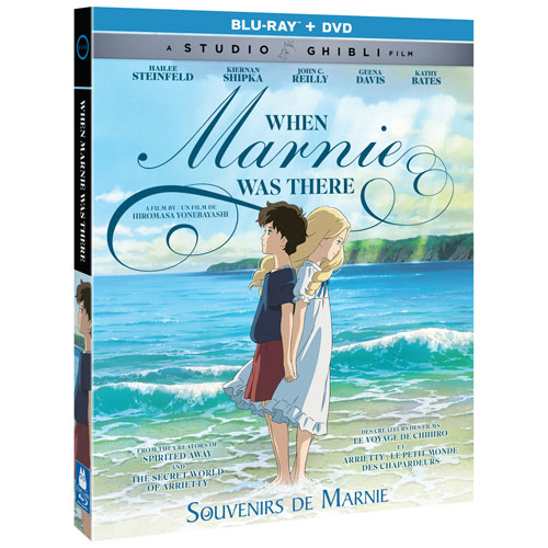 When Marnie Was There (Blu-ray Combo) (2014)