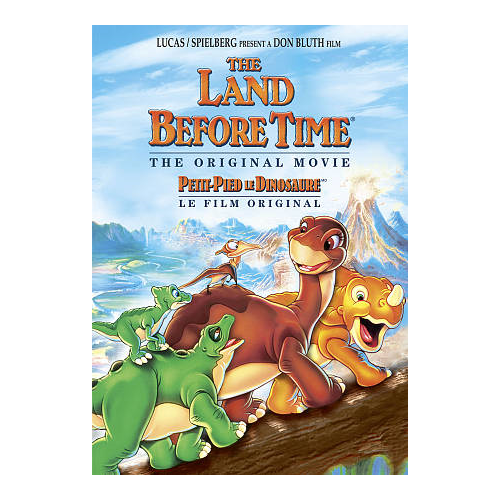 Land Before Time (Restored)