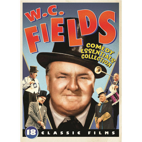 W.C. Fields 18-Film Collection